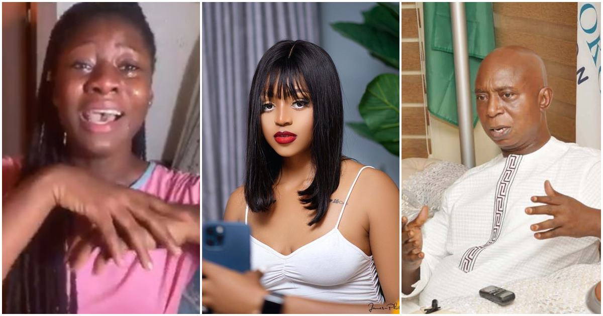 Regina Daniel Reacts To The Accusation Made Against Her Husband,