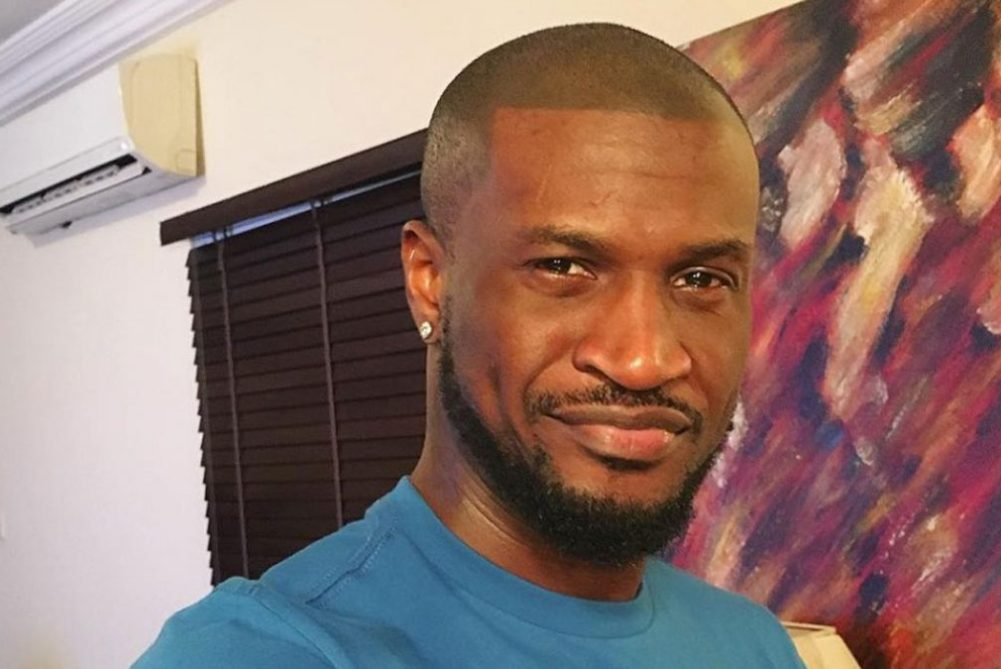 Peter Okoye Officially Joins Nollywood