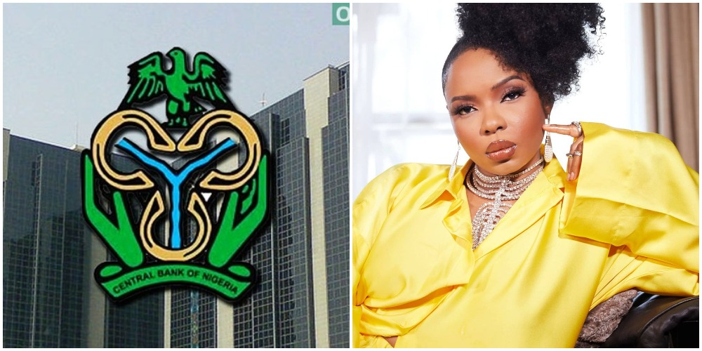 Yemi Alade Calls Out CBN