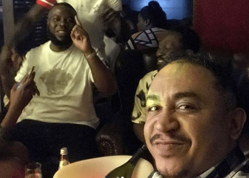 Daddy Freeze slams those questioning his association with Hushpuppi