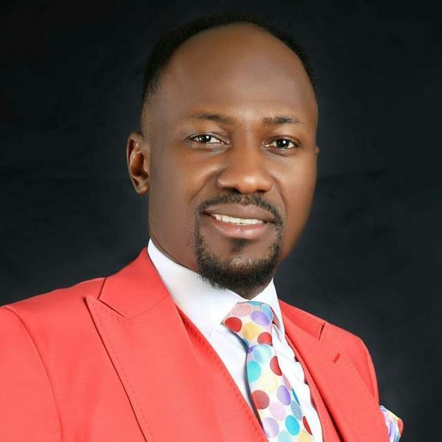 Apostle Suleman reacts to allegations