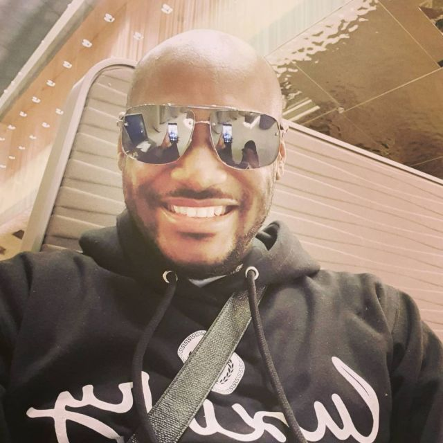 2face writes from his Safe haven
