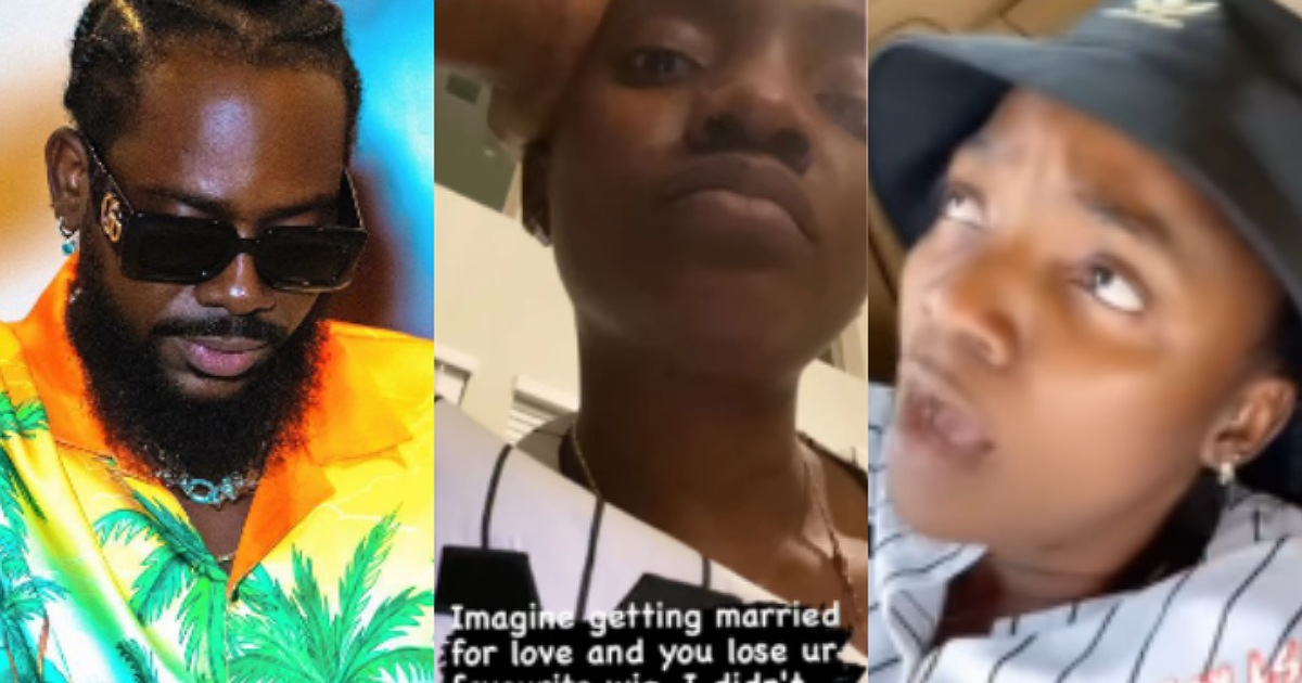 Simi Calls Out Her Husband