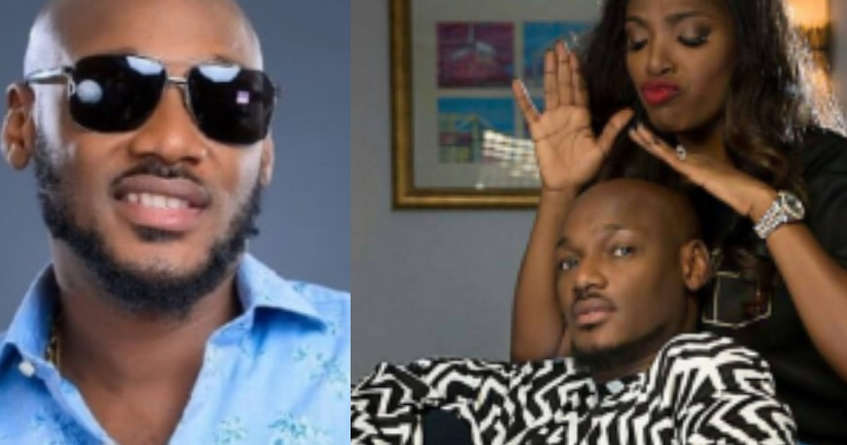 2face Idibia Crying